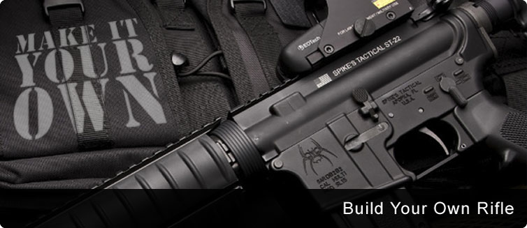 Build Your Own Rifle